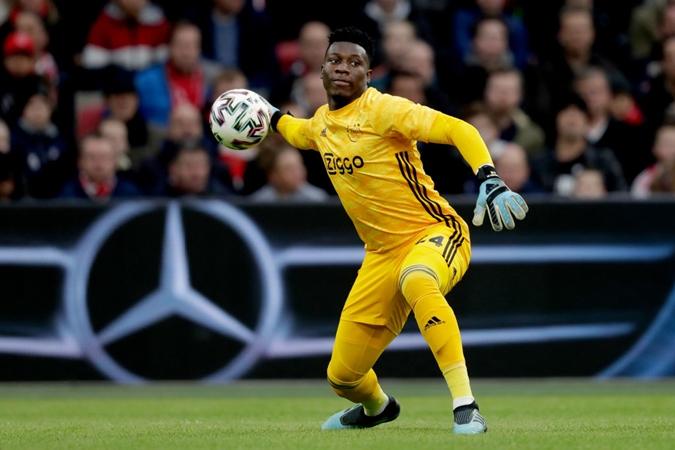 Dortmund reportedly keeping an eye on Ajax goalkeeper André Onana - Bóng Đá