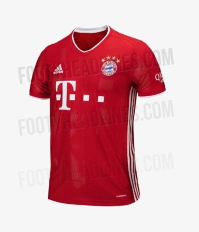 NHM chê bai khi Bayern ra mẫu áo đấu mới - Bóng Đá
