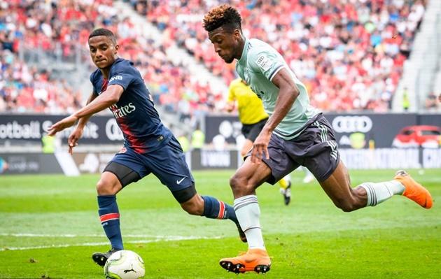 'He's Too Fast' – PSG Defender Names Bayern Munich Winger as the Hardest Player to Defend - Bóng Đá