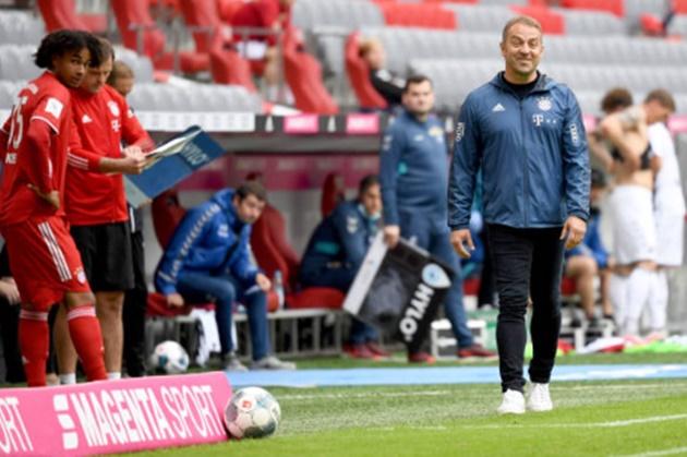 Ảnh sau trận Bayern - Freiburg - Bóng Đá