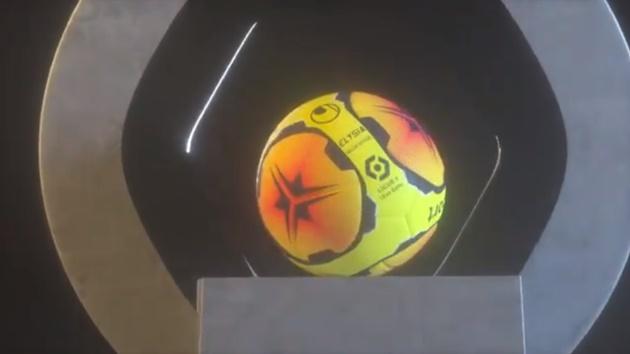 Official: New Ligue 1 Ball For 2020-21 Season Unveiled  - Bóng Đá