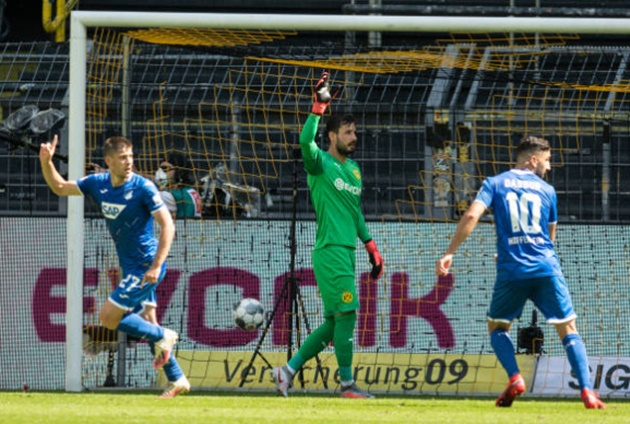 Ảnh sau trận Dortmund vs Hoffenheim - Bóng Đá
