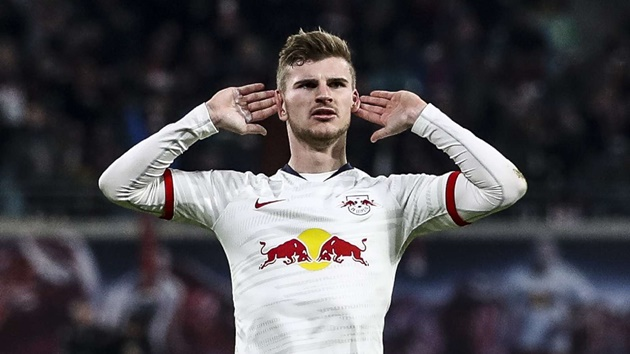 Werner becomes RB Leipzig's all-time top scorer in final game before Chelsea move - Bóng Đá