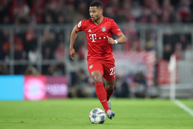 Serge Gnabry: We go into the final game with confidence  - Bóng Đá