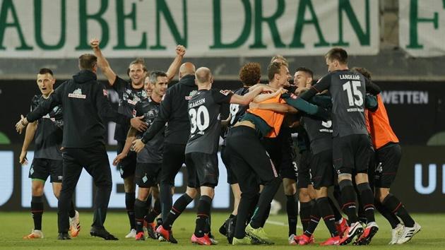 CHÍNH THỨC: Đã rõ đội bóng cuối cùng thi đấu tại Bundesliga 2021/22 - Bóng Đá