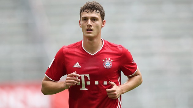 Bayern announce that Benjamin Pavard has suffered a ligament injury - Bóng Đá