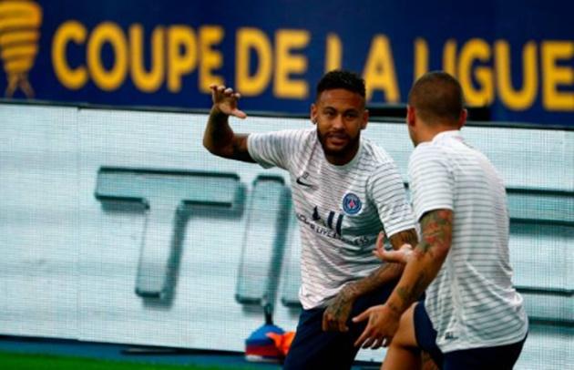 Ảnh PSG vs Lyon - Bóng Đá