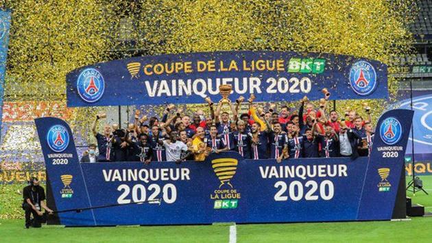 Marco Verratti Wins 25th Career Trophy With PSG - Bóng Đá