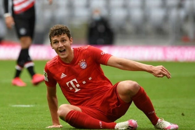 Benjamin Pavard is fit and is an alternative for Joshua Kimmich in the starting XI on Sunday - Bóng Đá
