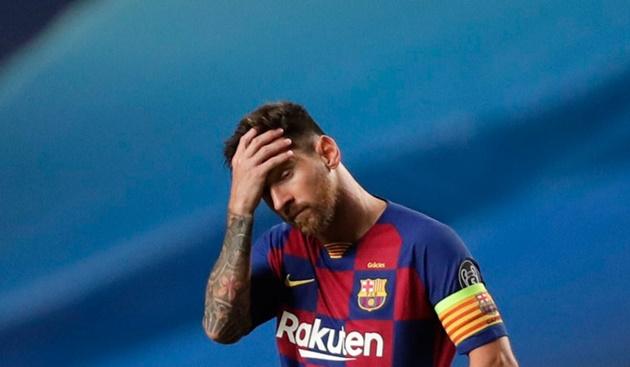 Ảnh chế về vụ Messi - Bóng Đá