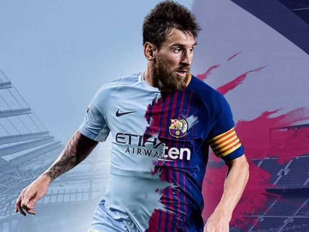 Messi 'agrees' to $1.13 BILLION deal to join Manchester City - Bóng Đá