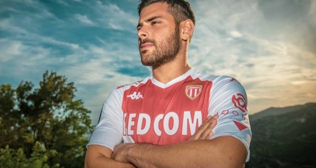 OFFICIAL: Kevin Volland joins AS Monaco - Bóng Đá
