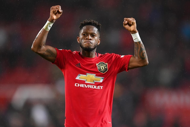MANCHESTER UNITED: ANDY MITTEN MAKES CLAIM ABOUT FRED - Bóng Đá