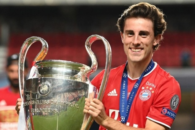Bayern officially confirms that Álvaro Odriozola is returning to Real Madrid. - Bóng Đá
