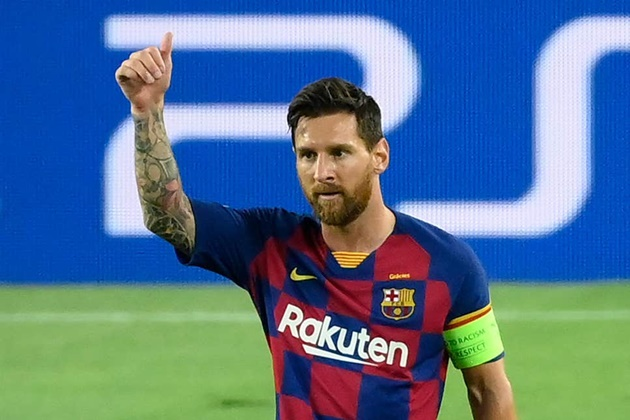 Ronald Koeman hoping 'best in the world' Lionel Messi is at his peak - Bóng Đá
