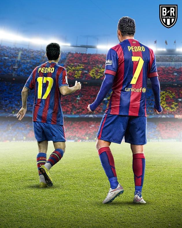 Những cầu thủ đổi sang mặc áo số 7 - Bóng Đá