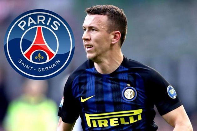 PSG linked with Perisic - Bóng Đá