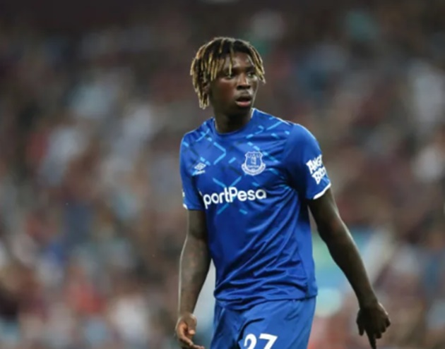 Everton striker Moise Kean set to join PSG on loan - Bóng Đá