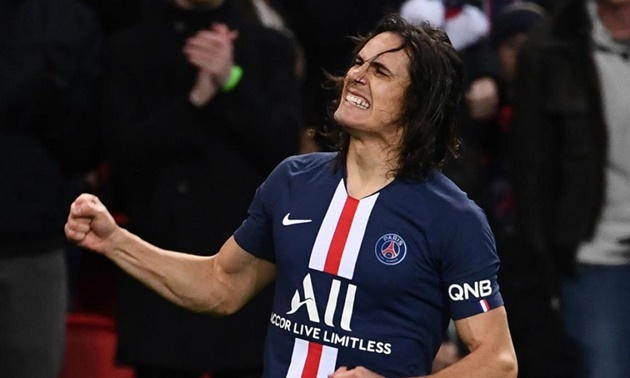Four possible squad numbers for Edinson Cavani at Manchester United - Bóng Đá