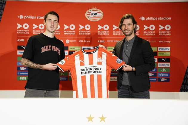 Bayern Munich's Adrian Fein will go on loan to PSV Eindhoven - Bóng Đá
