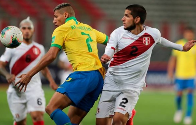 Neymar lập hat-trick, Brazil lội ngược dòng trong thế hơn 2 người - Bóng Đá