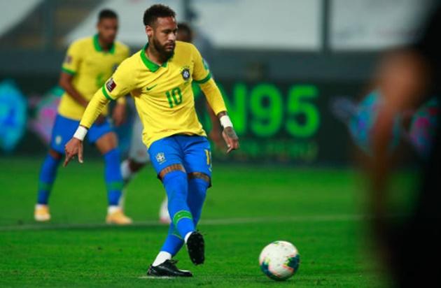 Ảnh sau trận Peru - Brazil - Bóng Đá