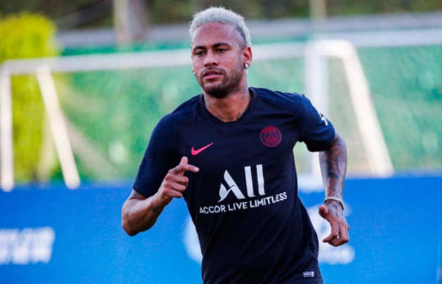 Report: Neymar Missed Training on Thursday Ahead of PSG's Fixture Against Nimes - Bóng Đá