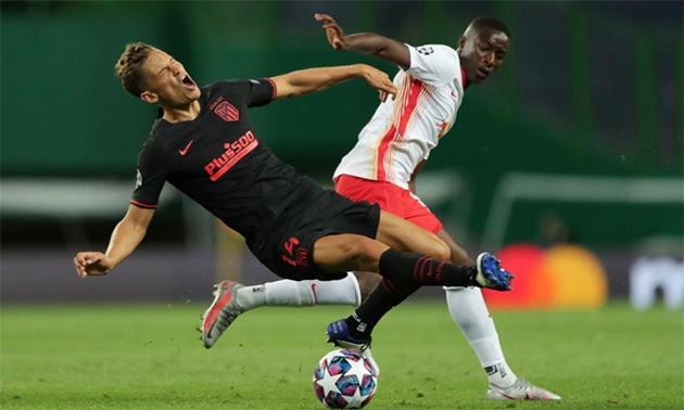 Leipzig midfielder tests positive for virus - Bóng Đá