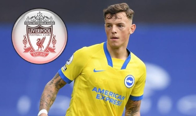 Liverpool FC will have to pay £50m to sign Brighton defender Ben White - Bóng Đá