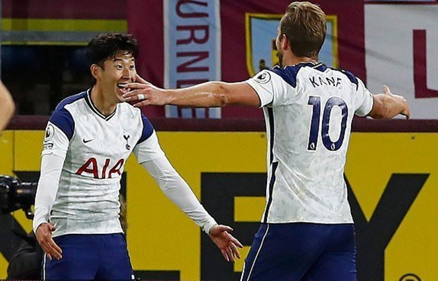 Son - Kane: Bộ đôi nâng tầm Tottenham - Bóng Đá
