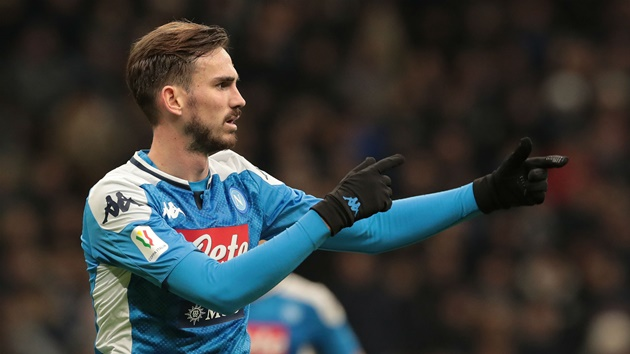 Real Madrid renew interest in Napoli's Fabian Ruiz - Bóng Đá
