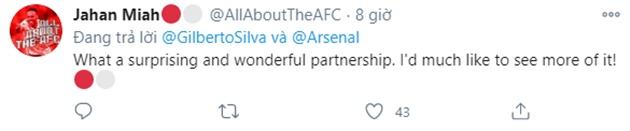 Arsenal legend Gilberto Silva delivers verdict on Thomas Partey and Mohamed Elneny at Man United - Bóng Đá