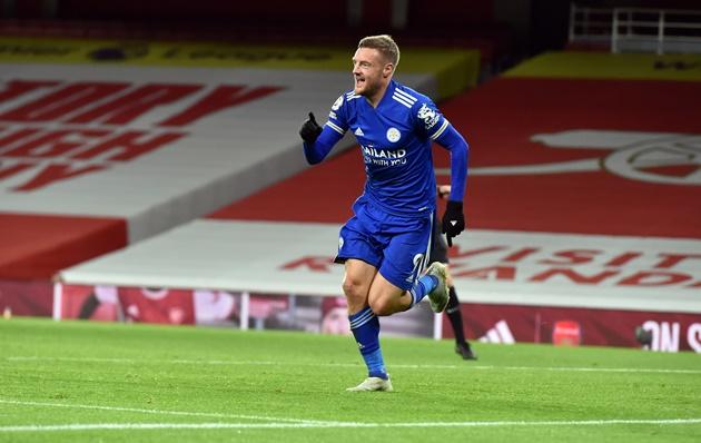 Jamie Vardy's 110th Premier League goal - Bóng Đá