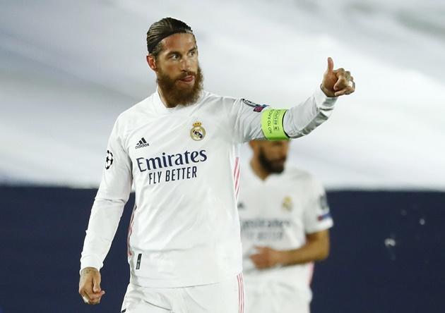 Chạm đến siêu kỷ lục, Ramos phá vỡ im lăn - Bóng Đá