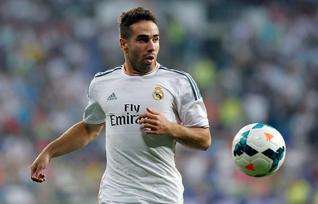 Dani Carvajal to sign Real Madrid contract extension until 2024 - Bóng Đá