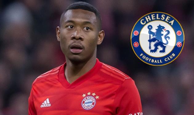 Where next for David Alaba if the defender leaves Bayern Munich? - Bóng Đá