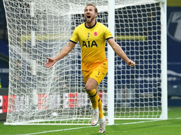 Kane's goalscoring record compares to the rest of the Premier League's '150 club' - Bóng Đá