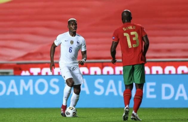 Có một Pogba rất khác trên đội tuyển Pháp - Bóng Đá