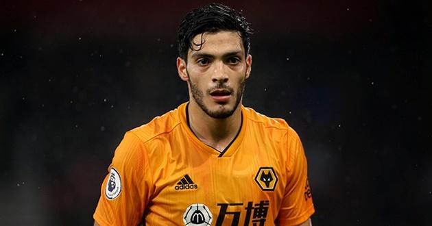 Manchester United fans react to Wolves striker Raul Jimenez transfer claim - Bóng Đá