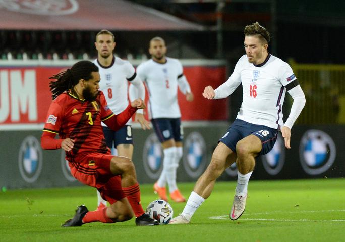 Grealish vs Bỉ - Bóng Đá