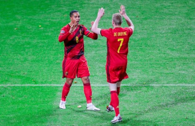 De Bruyne's amazing pass vs England - Bóng Đá