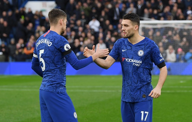 Jorginho agent hints at Chelsea exit - Bóng Đá