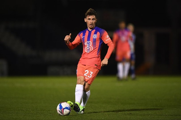 Frank Lampard reveals Billy Gilmour plan for Chelsea's season after return from injury - Bóng Đá