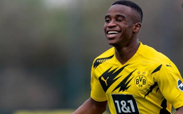 Sau Haaland, Dortmund có thêm