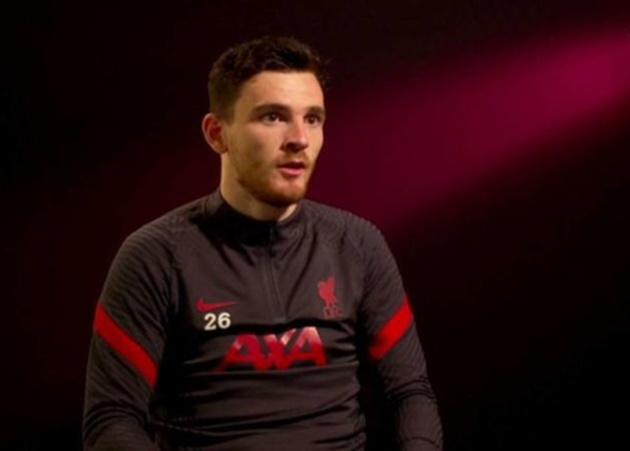 Andy Robertson expects three teams to join Liverpool in title race but snubs Man Utd - Bóng Đá