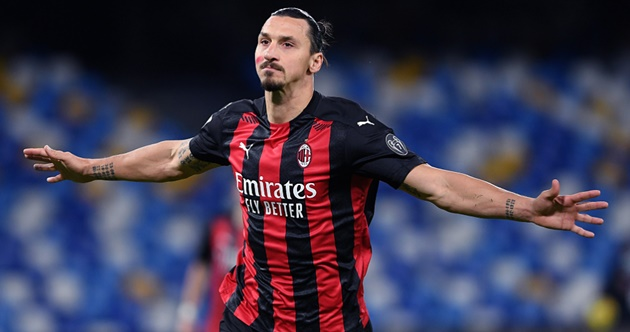 AC Milan superstar Zlatan Ibrahimovic out of action for 2 weeks - Bóng Đá