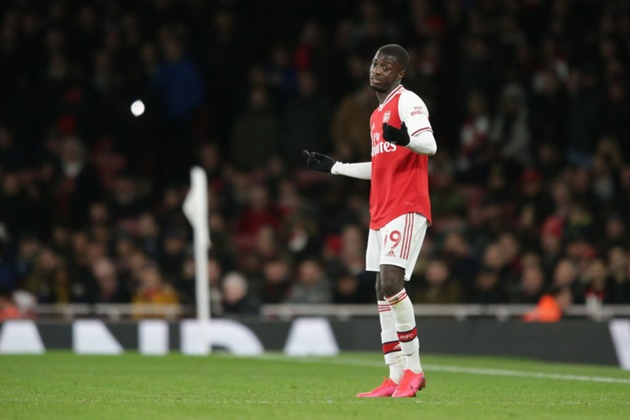 KEVIN CAMPBELL THINKS ARSENAL 20-YEAR-OLD COULD REPLACE NICOLAS PEPE - Bóng Đá