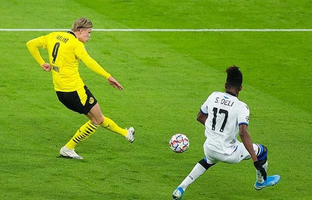 NHM Dortmund bấn loạn vì Haaland - Bóng Đá