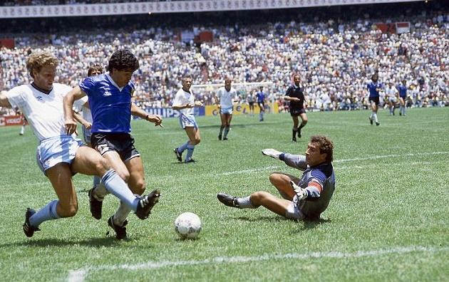 Bóng đá thế giới chỉ có một Diego Maradona - Bóng Đá
