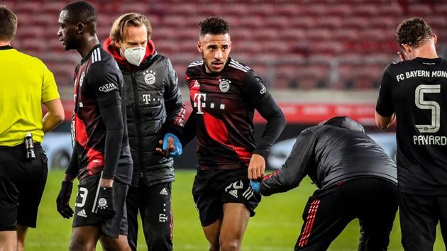 Boateng, Martinez, Tolisso không nghỉ thi đấu - Bóng Đá